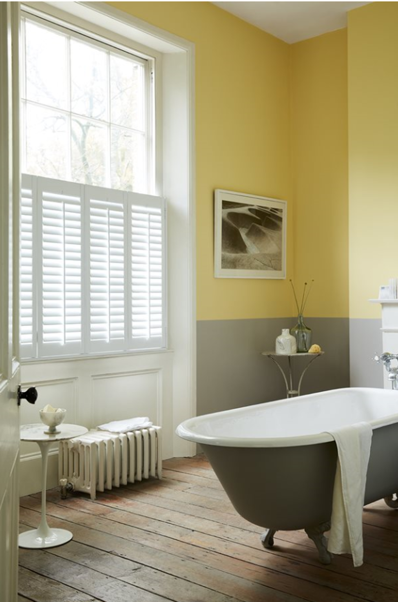 white-cafe-style-shutters-in-a-pastel-yellow-bathroom.png