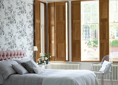 Full Solid Shaker. These Solid Shutters Provide Complete Window ...