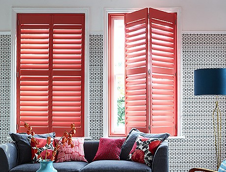 Café Style Shutters | Custom Plantation Shutters | The Shutter Store
