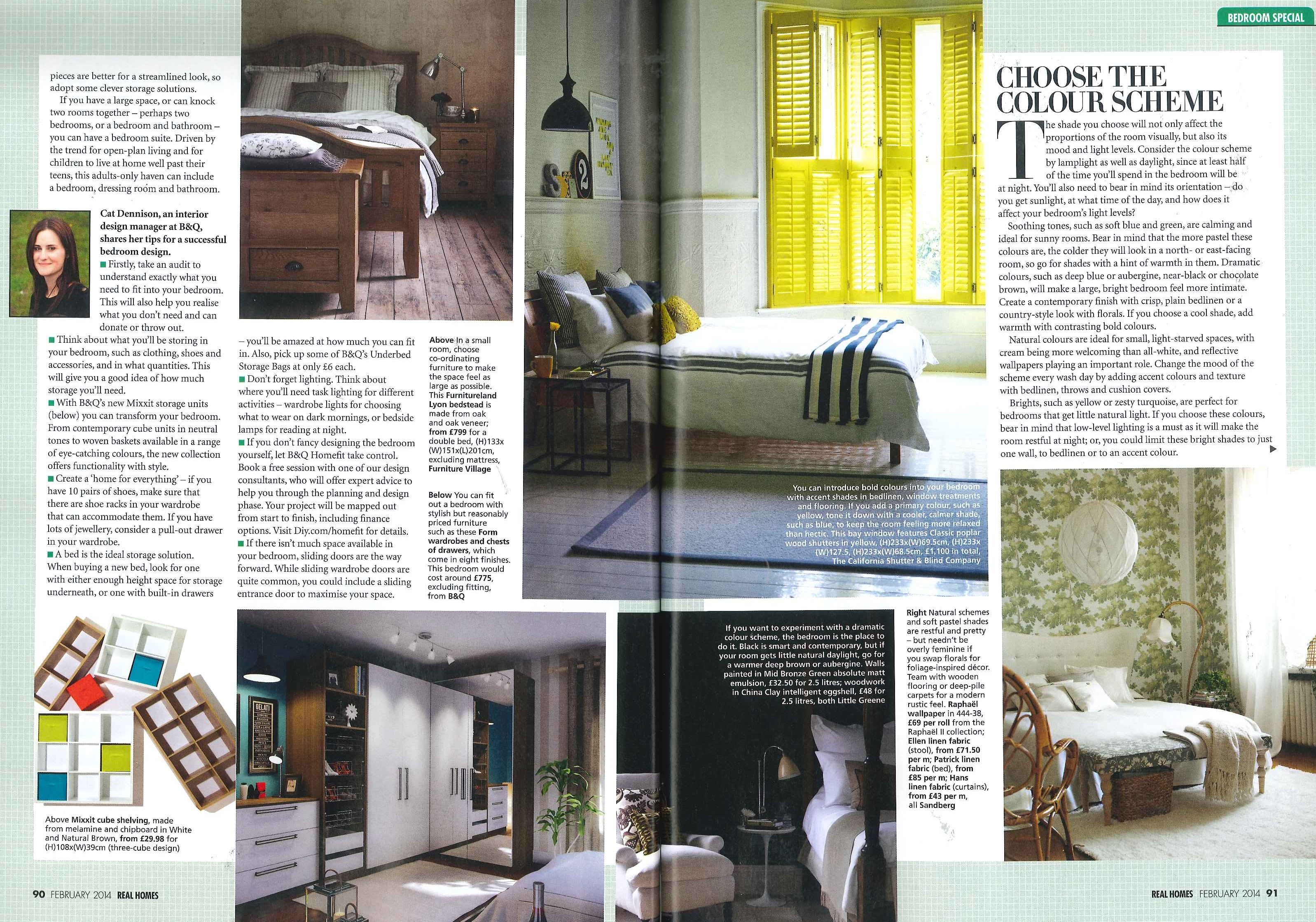 Home shutter gallery tier on tier shutters tier on tier shutters - Real Homes Magazine Displays Our Tier On Tier Shutters